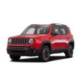 Автомобильные коврики в салон для Jeep Renegade 2015- | Джип Ренегат