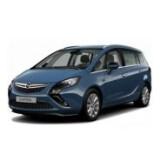 Коврики в багажник для Opel Zafira (C) Tourer 2012- | Опель Зафира С