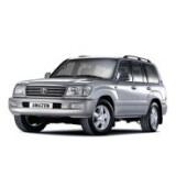 Автомобильные коврики в салон для Toyota Land Cruiser 100 1998-2007 | Тойота Ленд Крузер 100