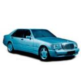 S-Class (W140) 1991-1998