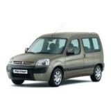 Автомобильные коврики в салон для Peugeot Partner Origin 2002- | Пежо Партнер Ориджин