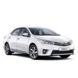 Коврики в багажник для Toyota Corolla 2013- | Тойота Королла