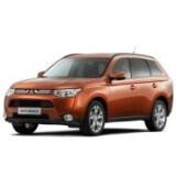 Автоковрики для Mitsubishi Outlander 2012- | Коврики в Митсубиси Аутлендер