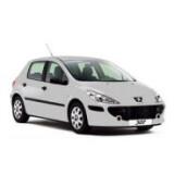 Коврики в багажник для Peugeot 307 2001-2011 | Пежо 307