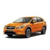 Автомобильные коврики в салон для Subaru XV 2012- | Субару КСВ
