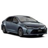 Автомобильные коврики в салон для Toyota Corolla 2019- | Тойота Королла