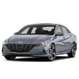 Коврики в багажник для Hyundai Elantra 2021- | Хюндай Элантра