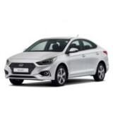 Автоковрики для Hyundai Accent 2017- | Коврики в Хюндай Акцент