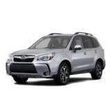 Коврики в багажник для Subaru Forester 4 2013- | Субару Форестер 4