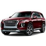 Коврики в багажник для Hyundai Palisade 2020- | Хюндай Палисад