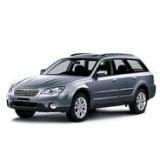 Автомобильные коврики в салон для Subaru Outback 2003-2009 | Субару Аутбек