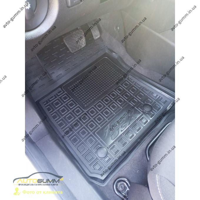 Автомобильные коврики в салон Ford Fiesta 2010- USA (AVTO-Gumm)