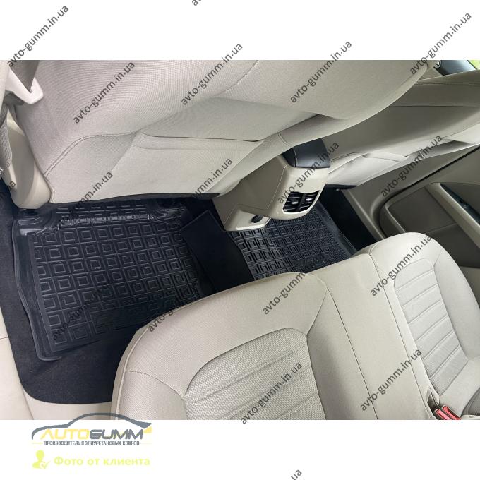 Автомобильные коврики в салон Ford Fusion 2017- (AVTO-Gumm)