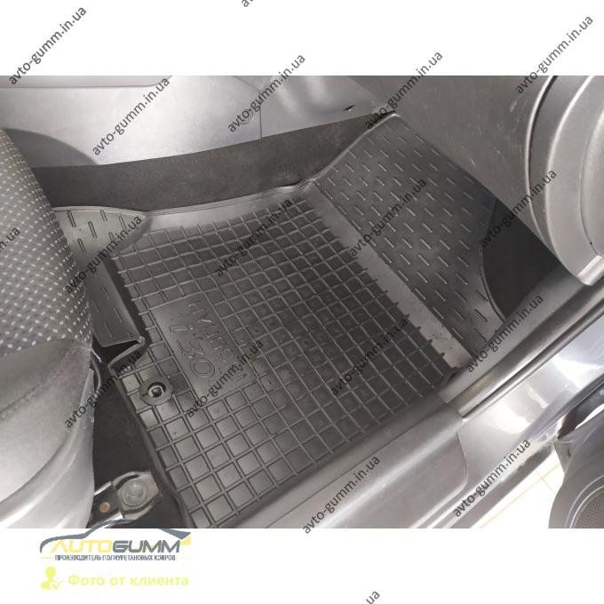 Автомобильные коврики в салон Hyundai i30 2007-2012 (Avto-Gumm)