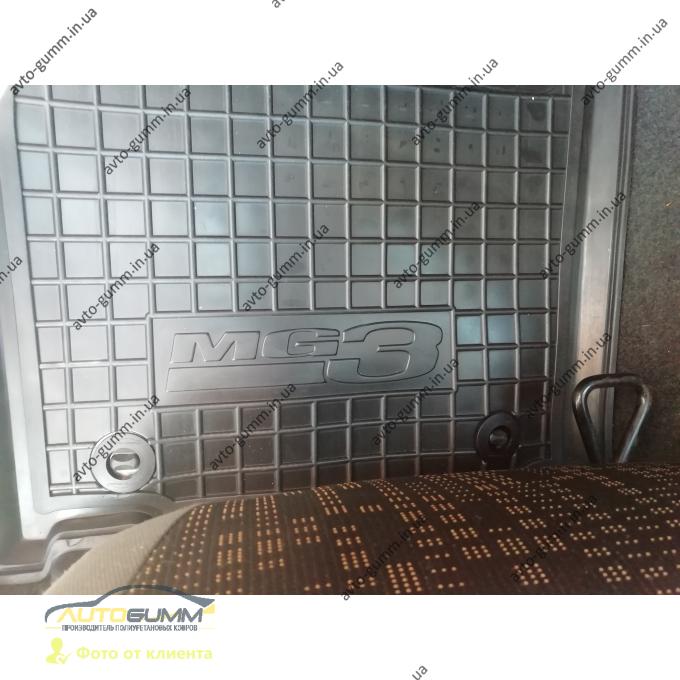 Автомобильные коврики в салон MG 3 2013- (Avto-Gumm)