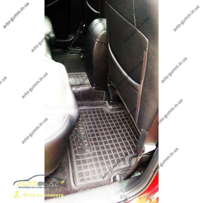 Автомобильные коврики в салон Mazda CX-5 2012- USA (Avto-Gumm)