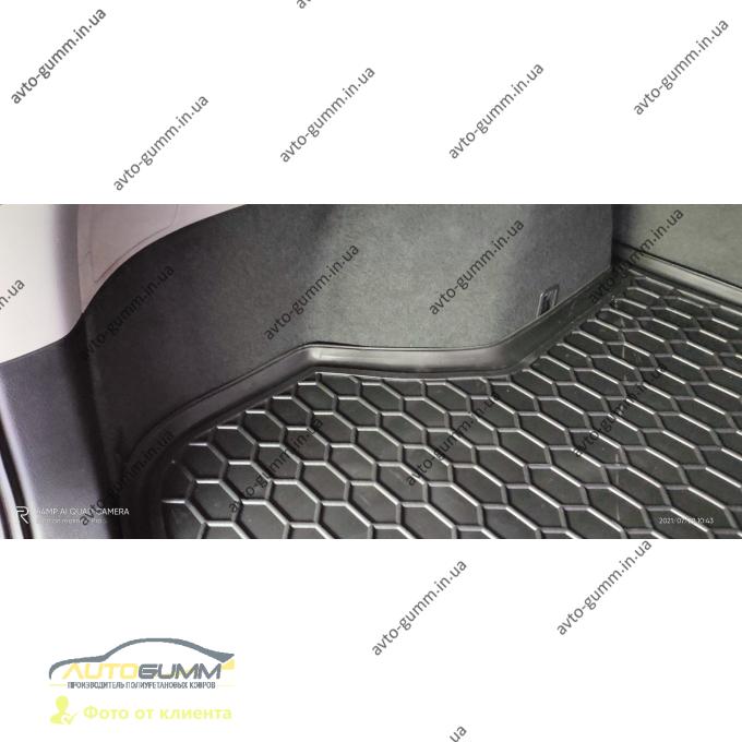Автомобильный коврик в багажник Lexus RX 350 2003- (Avto-Gumm)