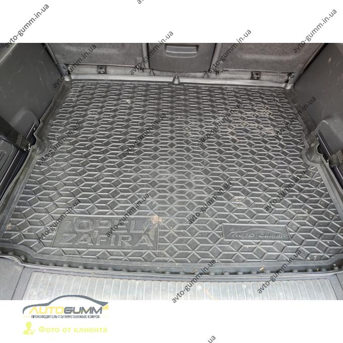 Автомобильные коврики в салон Opel Zafira B 2005- (Avto-Gumm)