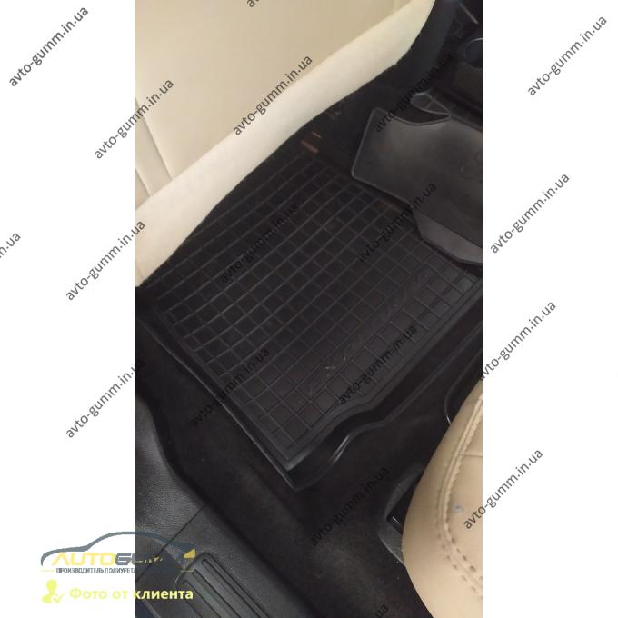 Автомобильные коврики в салон Ford Explorer 2010- (Avto-Gumm)