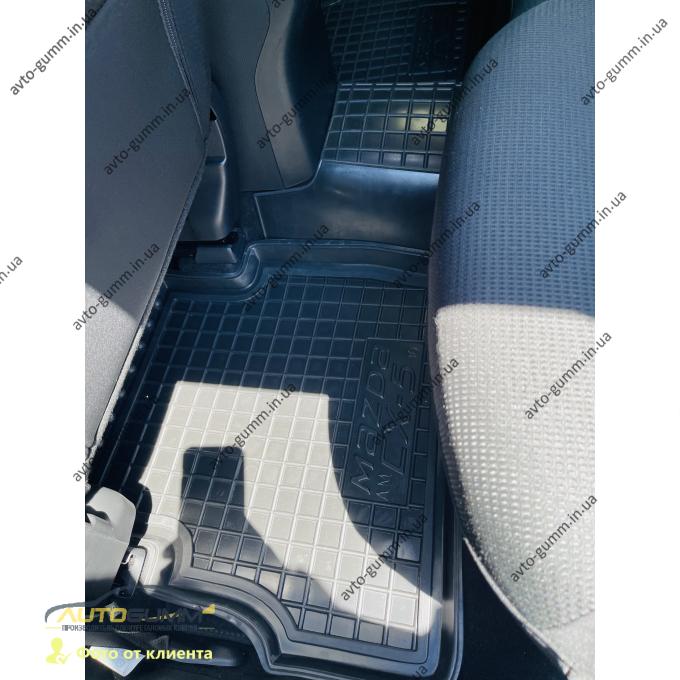 Автомобильные коврики в салон Mazda CX-5 2017- USA (Avto-Gumm)