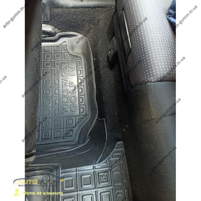 Автомобильные коврики в салон Volkswagen Golf 4 1998- (Avto-Gumm)