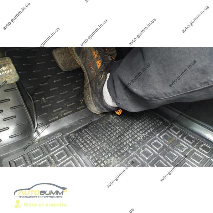 Водительский коврик в салон Toyota Camry VX55 2011-2014 USA (AVTO-Gumm)