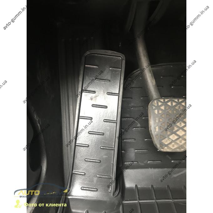 Автомобильные коврики в салон BMW 5 (E39) 1996-2003 (Avto-Gumm)