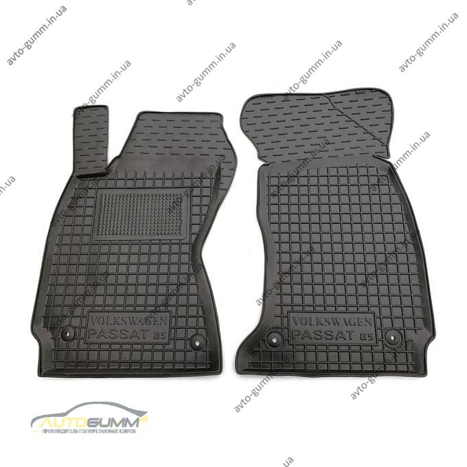 Передние коврики в автомобиль Volkswagen Passat B5 1996-2005 (Avto-Gumm)