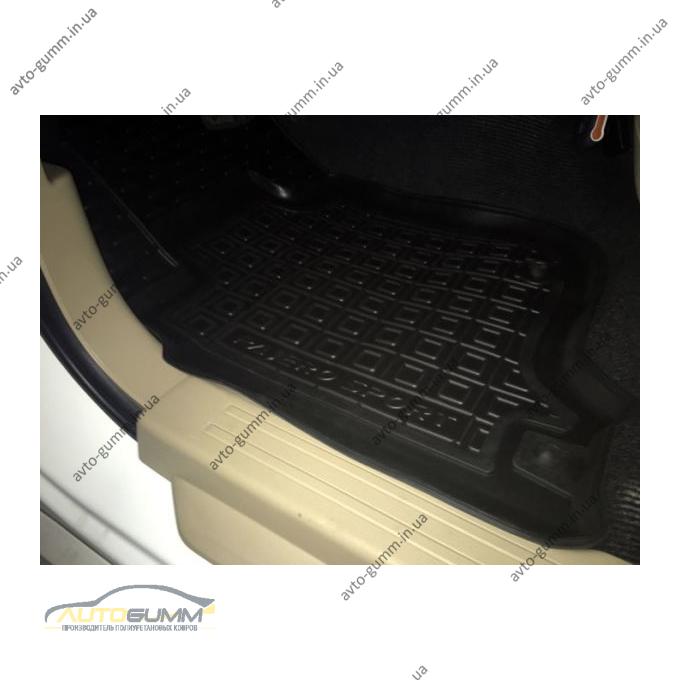 Передние коврики в автомобиль Mitsubishi Pajero Sport 2016- (Avto-Gumm)