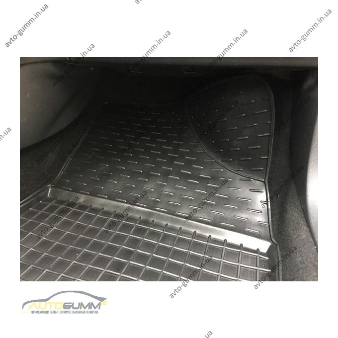 Автомобильные коврики в салон Citroen C4 2010- (Avto-Gumm)