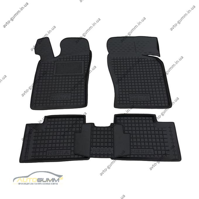Автомобильные коврики в салон Daewoo Nexia 98-/08- (Avto-Gumm)