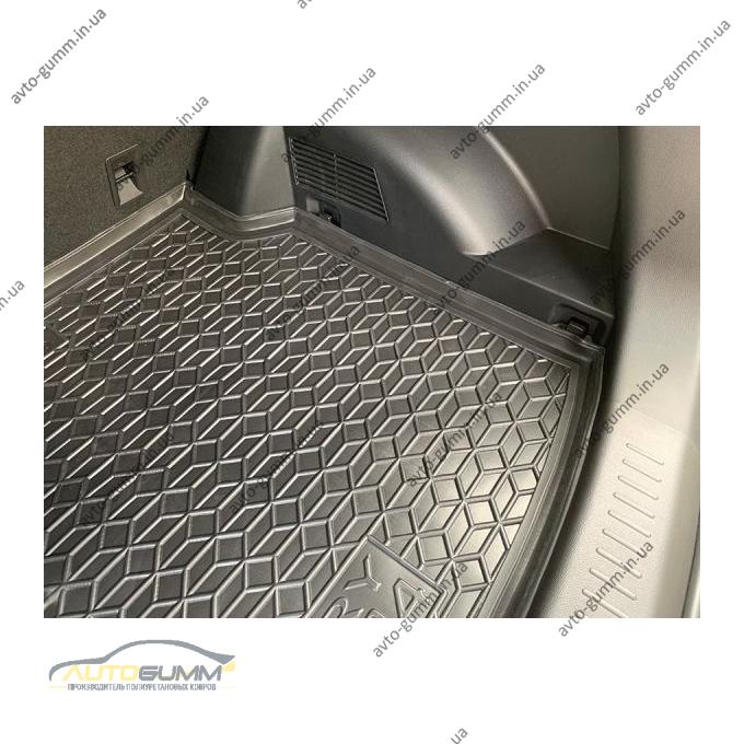 Автомобильный коврик в багажник Chery Tiggo 4 2018- (Avto-Gumm)
