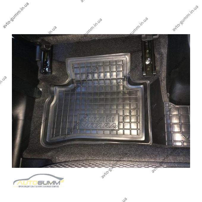 Автомобильные коврики в салон Suzuki Vitara 2014- (Avto-Gumm)