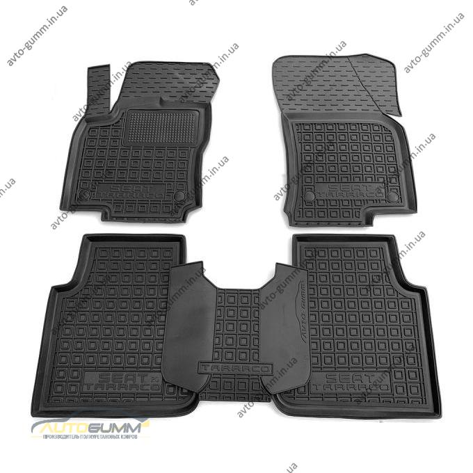 Автомобильные коврики в салон Seat Tarraco 2018- (Avto-Gumm)