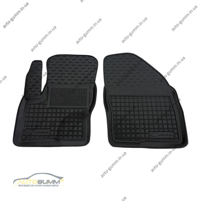 Передние коврики в автомобиль Ford C-Max 2002-2010 (Avto-Gumm)