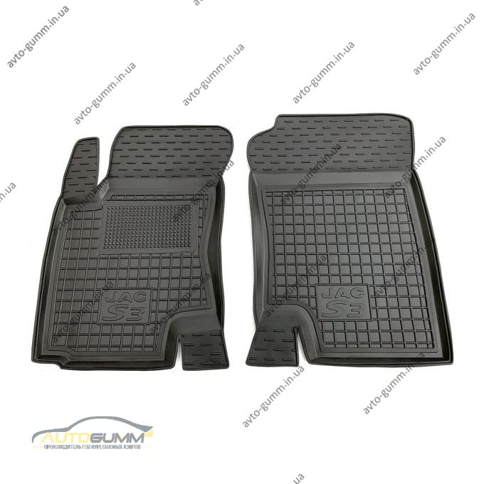 Передние коврики в автомобиль JAC S3 2014- (Avto-Gumm)