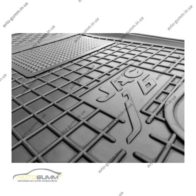 Водійський килимок в салон JAC j6 2013- (Avto-Gumm)