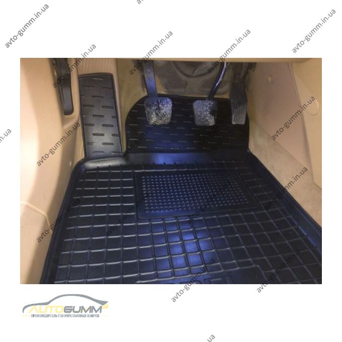 Водительский коврик в салон Opel Vectra C 2002- (Avto-Gumm)