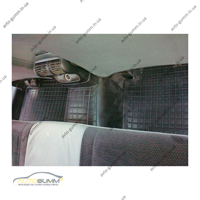 Автомобильные коврики в салон Opel Omega B 1994-2003 (Avto-Gumm)