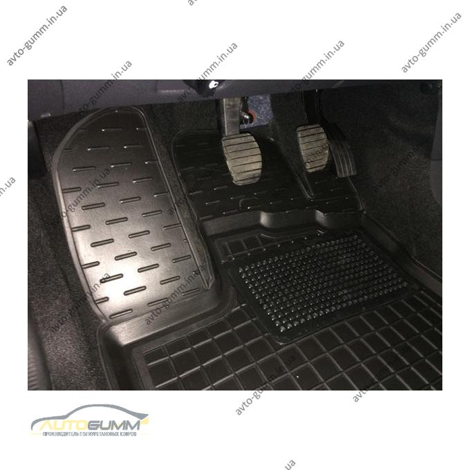Автомобильные коврики в салон Renault Sandero 2013- (Avto-Gumm)