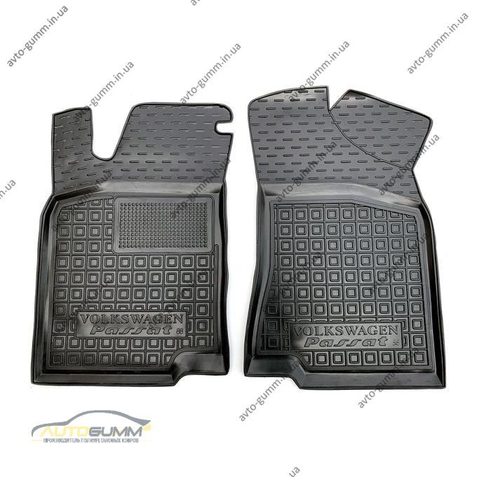 Передние коврики в автомобиль Volkswagen Passat B3/B4 1988- (Avto-Gumm)
