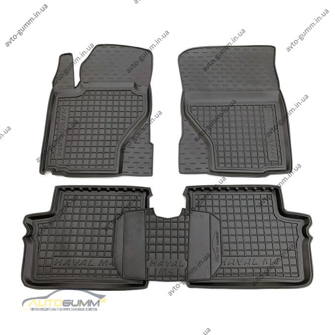Автомобильные коврики в салон Great Wall Haval M4 2012- (Avto-Gumm)