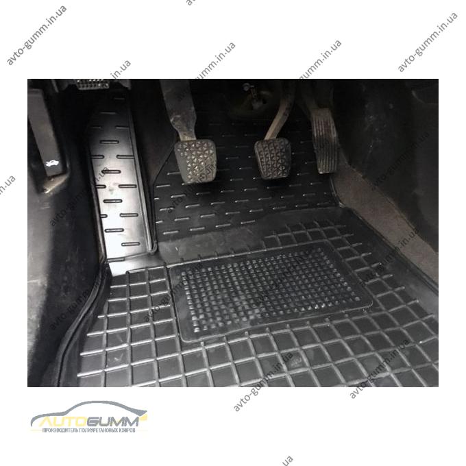 Водительский коврик в салон Chevrolet Cruze 2009- (Avto-Gumm)