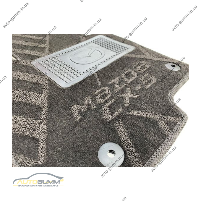 Текстильные коврики в салон Mazda CX-5 2012- (AVTO-Tex)