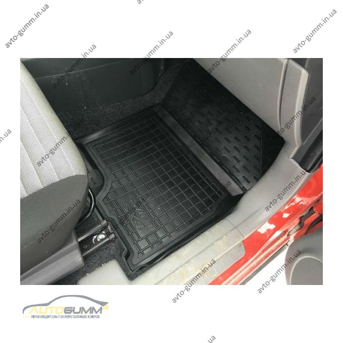 Автомобильные коврики в салон Suzuki SX4/Swift 2006- (Avto-Gumm)