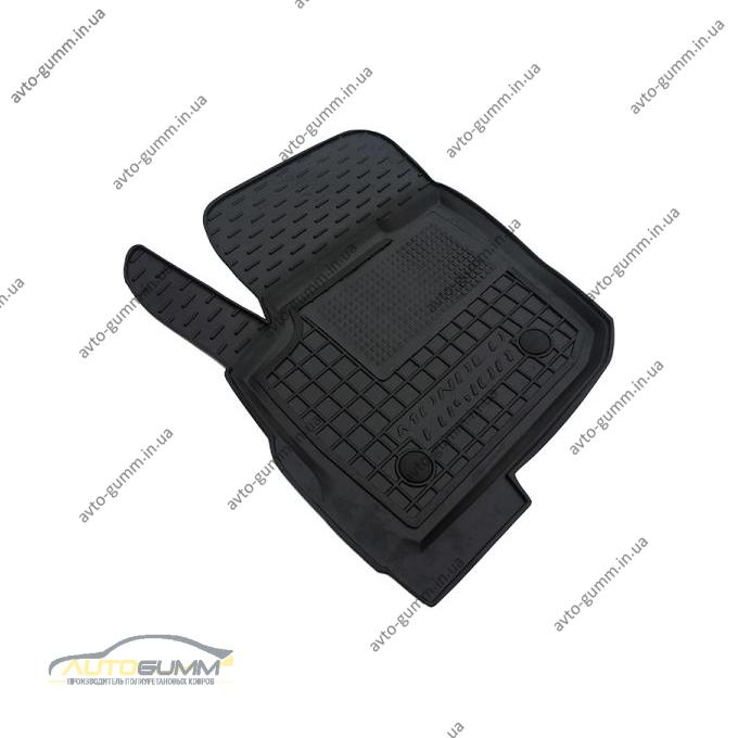 Водительский коврик в салон Ford Mondeo 15-/Fusion 15- (Avto-Gumm)