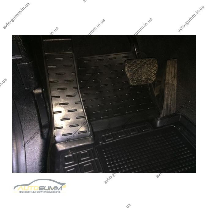 Водійський килимок в салон BMW X3 (F25) 2010- (Avto-Gumm)