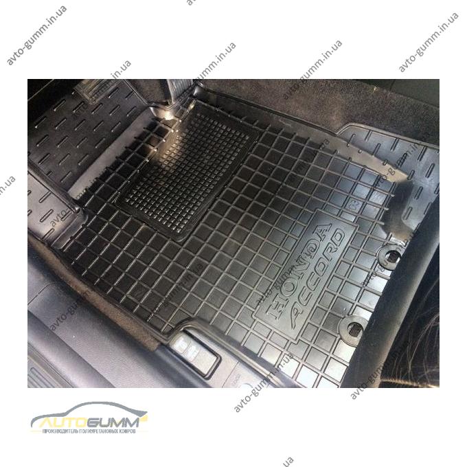 Водительский коврик в салон Honda Accord 2003-2007 (Avto-Gumm)