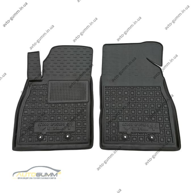 Передние коврики в автомобиль Chevrolet Volt 2010- (Avto-Gumm)