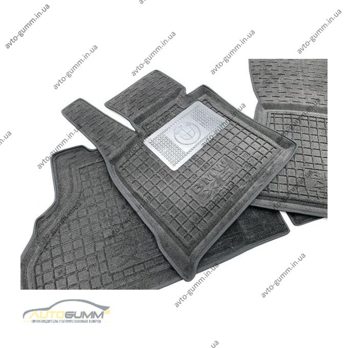 Гибридные коврики в салон BMW X5 (E70) 2007- (AVTO-Gumm)